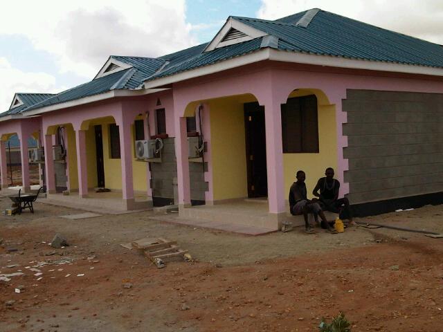 Dadaab residence